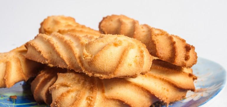 """""""Bobutės"""" sausainiai"""