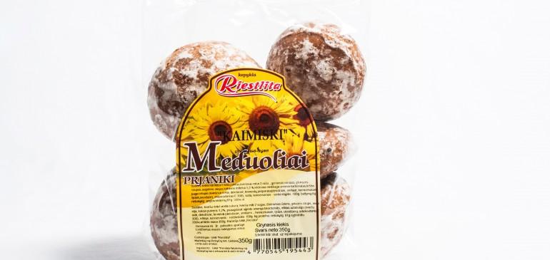 """Kaimiški"" gingerbreads"